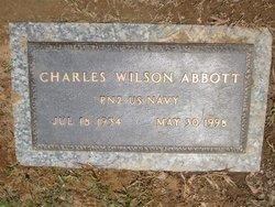Charles Wilson Abbott