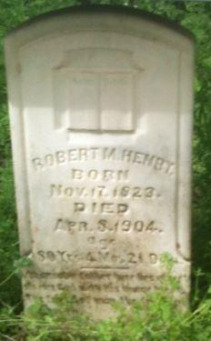 Robert Miller Little Bob Henry