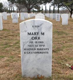 Mary Magalene <i>Ashworth</i> Orr