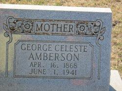 Georgie Celeste Lizzie <i>Walton</i> Amberson