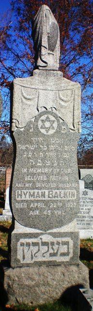 Hyman Balkin