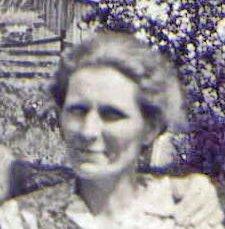 Nannie Belle <i>Woodrum</i> Byas