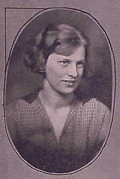 Mildred L Madja <i>Enis</i> Burwell