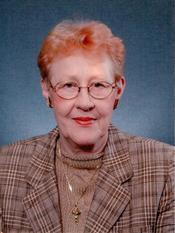 Evelyn A <i>Oranski</i> Sternad
