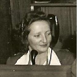 Irene Mary Metz