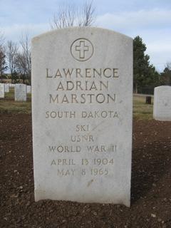 Lawrence Adrian Marston