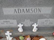 Iola <i>Holloway</i> Adamson
