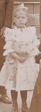 Frances Delila Fannie Adams