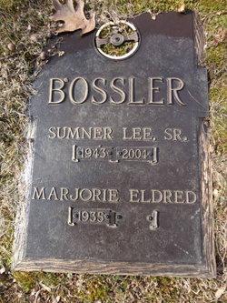 Marjorie Jane Marge <i>Eldred</i> Bossler