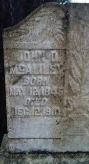 John D. McAliley