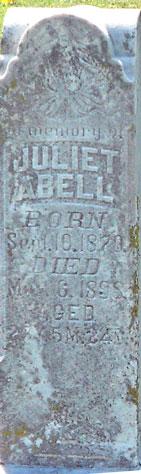 Julliet Abell