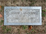 Joseph Jacob Abaecherli, Jr