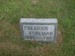Fredrick Foreman