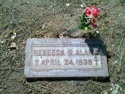 Rebecca G. Alarid