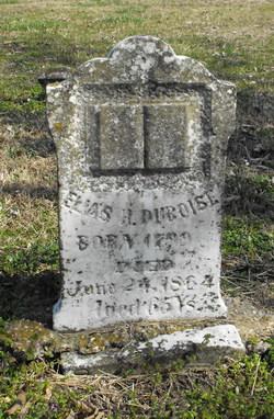 Elias Hodge Dubois