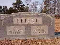 Ella Pearl Pearl <i>Cross</i> Priest