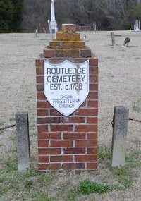 Routledge Cemetery