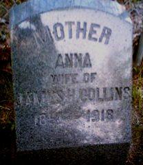 Anna Christina <i>Lawson</i> Collins