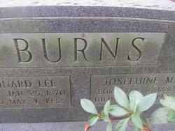 Josephine <i>Murphy</i> Burns