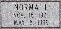 Norma I. <i>Rowe</i> Archer