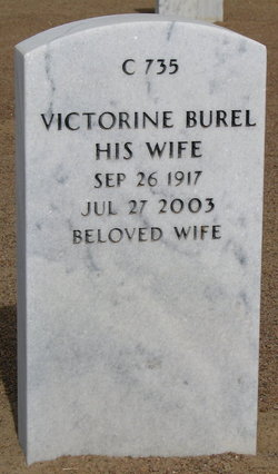 Victorine <i>Burel</i> Alexander