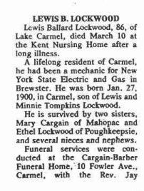 Lewis B. Lockwood
