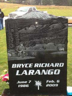 Bryce Richard Larango