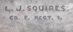 Corp Leonard J. Squires