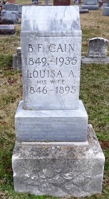 Benjamin F. Cain