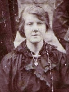 Florence Beatrice <i>Patterson</i> Green