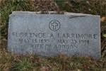 Florence Amelia <i>Harrison</i> Larrimore