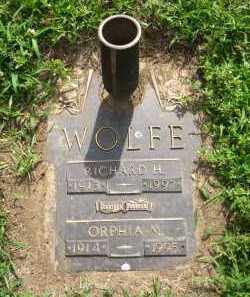 Orphia M Wolfe