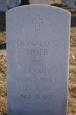 Donald Carl Meier