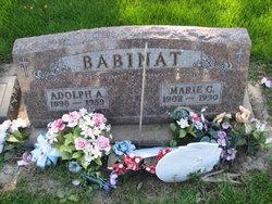 Maria Clare <i>Svoboda</i> Babinat