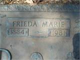 Frieda Marie <i>Bolling</i> Eiland