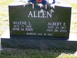 Col Albert E. Dutch Allen