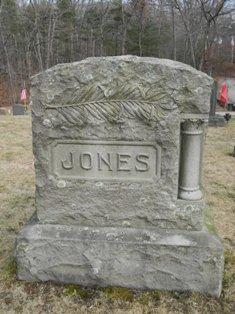 Abbie I. <i>Jones</i> Barr