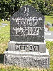 Eliza <i>Taggart</i> McCoy