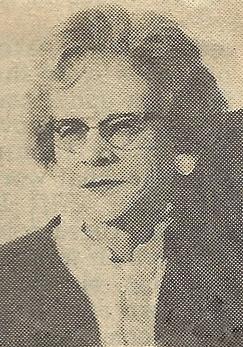 Mildred <i>Shafer</i> Smith