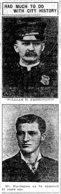 William H Farrington