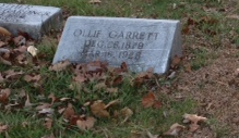 Ollie <i>Simpkins</i> Garrett