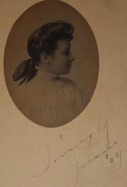Jessie B <i>Weingart</i> Geauque