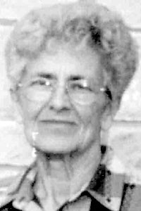 Frances Mae <i>Jacoby</i> Hoelscher Wood