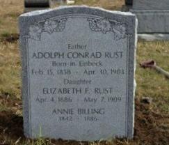 Anna Annie <i>Hausel?</i> Billing