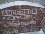 Susan Frances Sude <i>Bess</i> Anderson