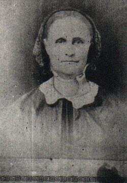 Alice Harriet <i>Peek</i> Denison