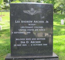 LTC Lee A Archer
