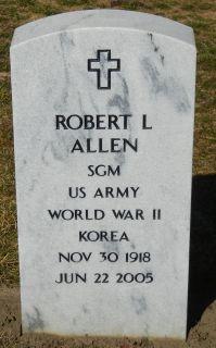 Robert Lozelle Allen