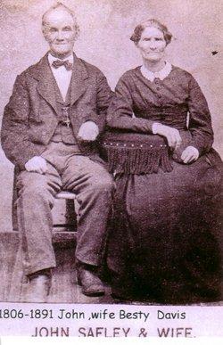 Elizabeth Betsy <i>Davis</i> Safley