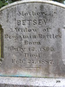 Betsey Battles